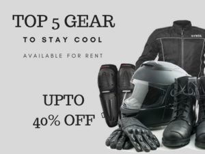 Rent riding accessories