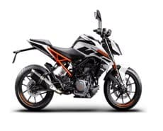 Rent Duke 250 ABS 2019